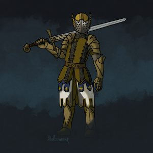 For Honor Knight Warden