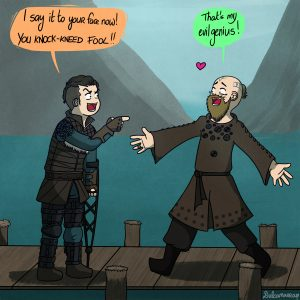 Floki and Ivar