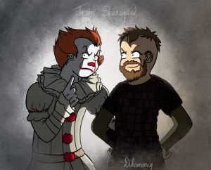 Floki and Pennywise