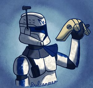 Captain Rex Clone Trooper