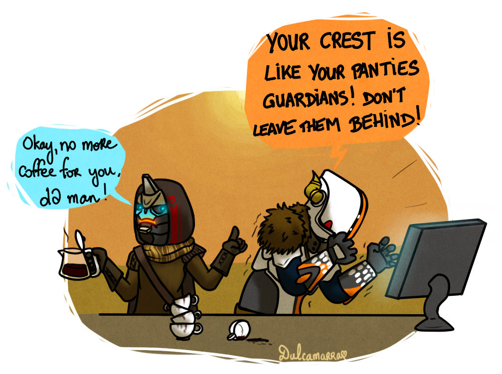 Shaxx on caffeine
