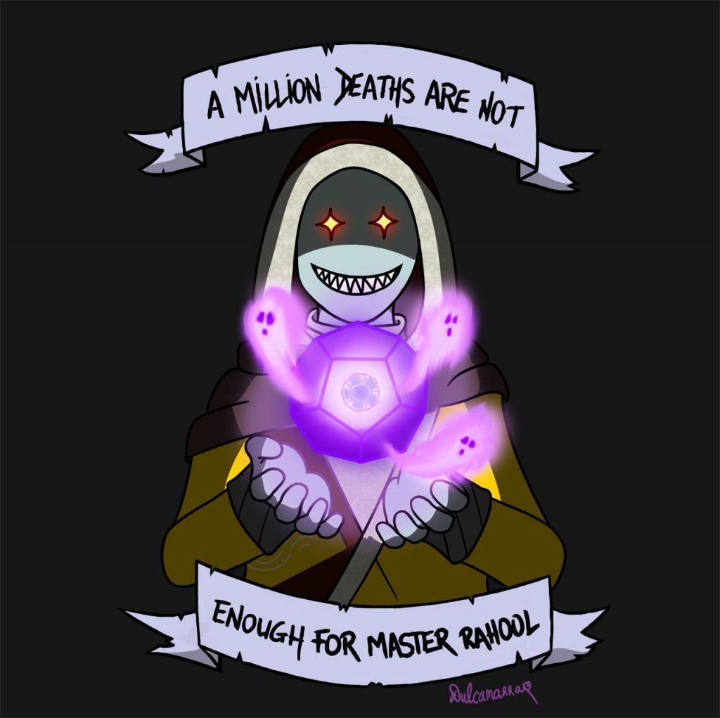 Spooky Master Rahool