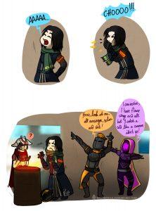 Stupid guardians