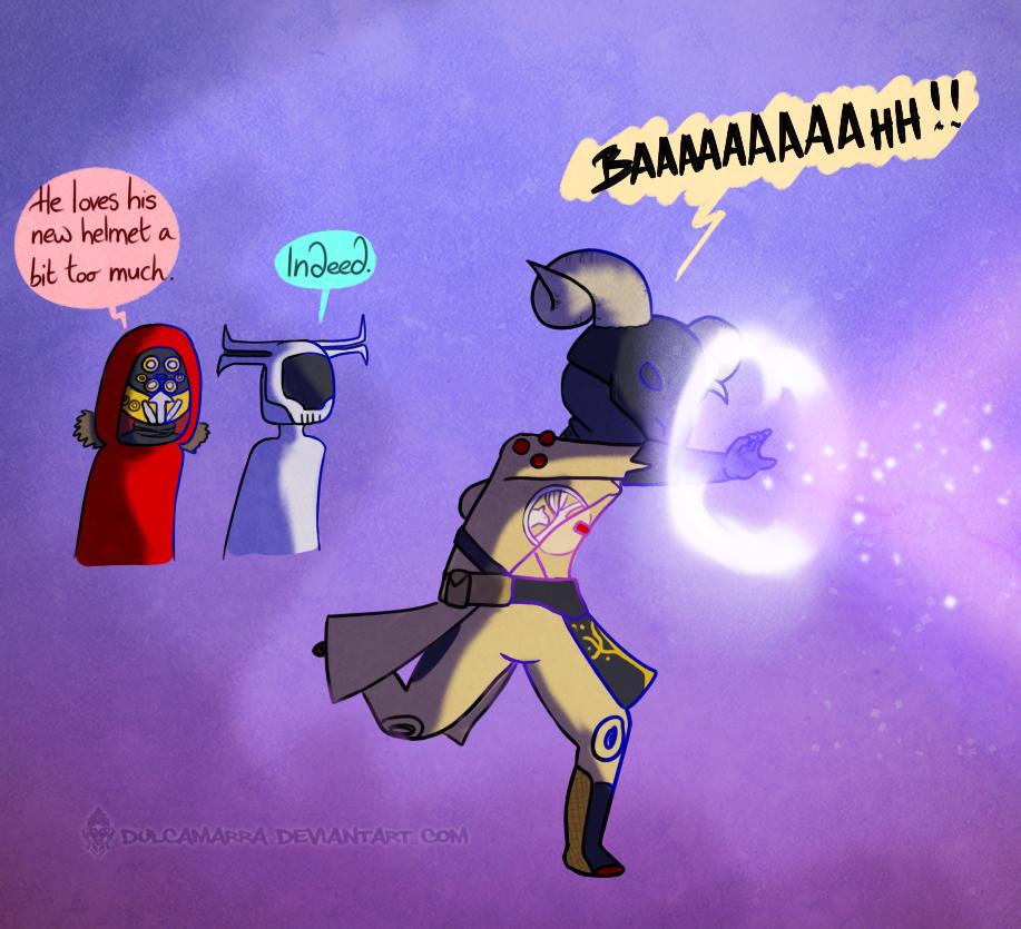 Nova bombing Ram Warlock