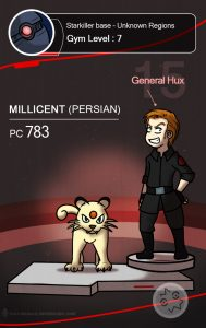 Gym Leader Hux