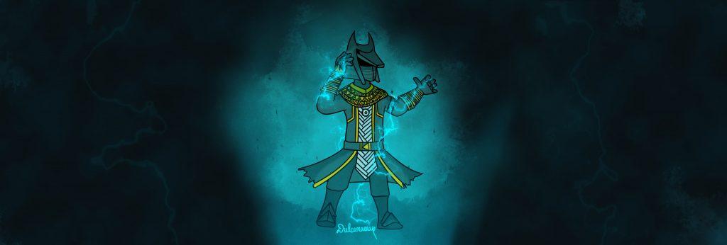 Stormcaller warlock
