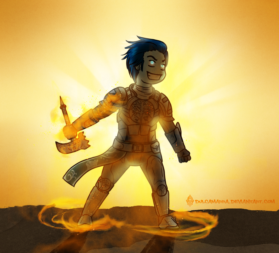 titan in sunbreaker