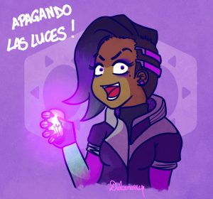 Sombra and her ultimate