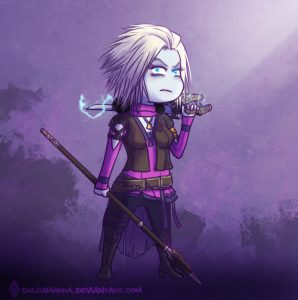 Just Mara Sov