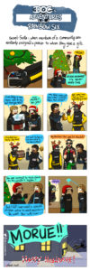 Doc's Adventure : GIGN Secret Santa doesn't end well
