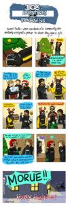 Doc's Adventure : GIGN Secret Santa doesn't end well