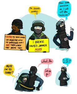 Doc blackmailing Bandit