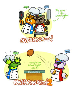 Overcooked is a great game