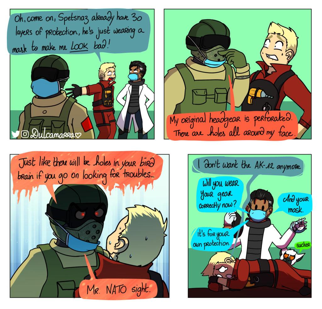 Fuze bullying Ace again
