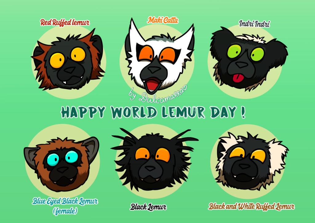 World lemur day